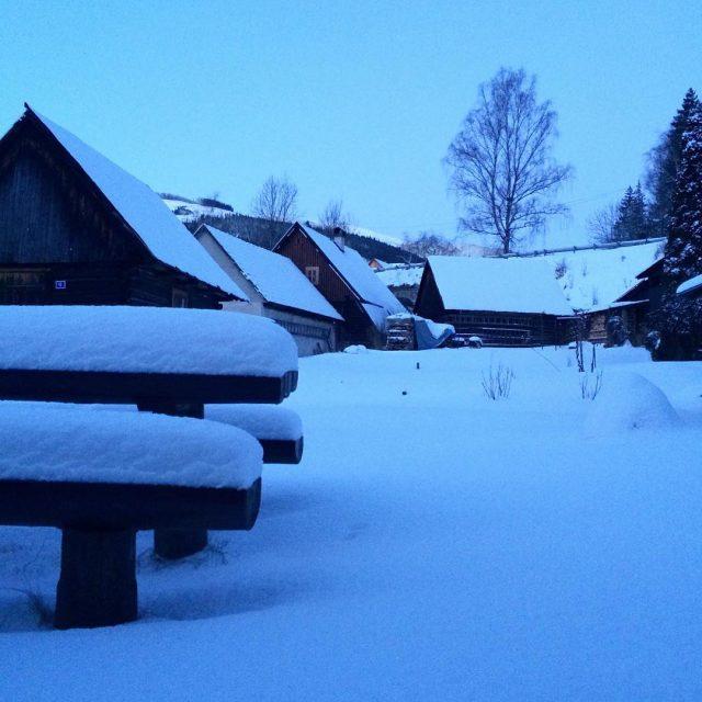 Takto vyzer 658 v zime na Ninej Boci Dnes budehellip