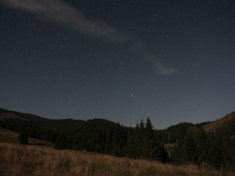 Nočná obloha (Fedor Martiš)