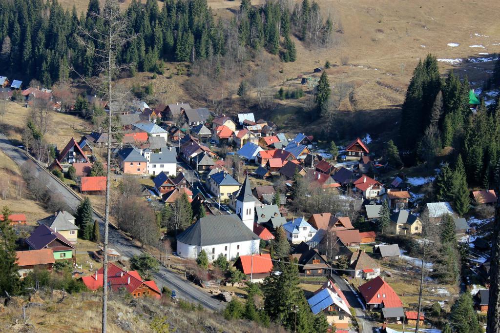 Obec (Urbár Nižná Boca)