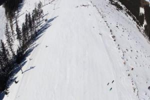 Lyžovanie (Ski Centrum Bačova Roveň)