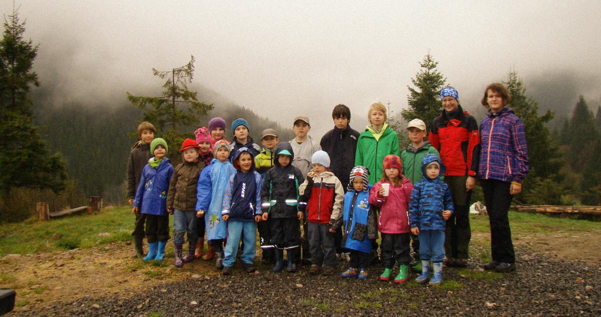 Deň Zeme 2015 - majitelia stromčekov