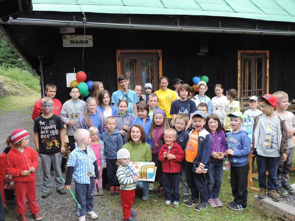 Deň detí 2015 na Nižnej Boci