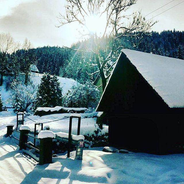 Zima v Ninej Boci od dostalhynek
