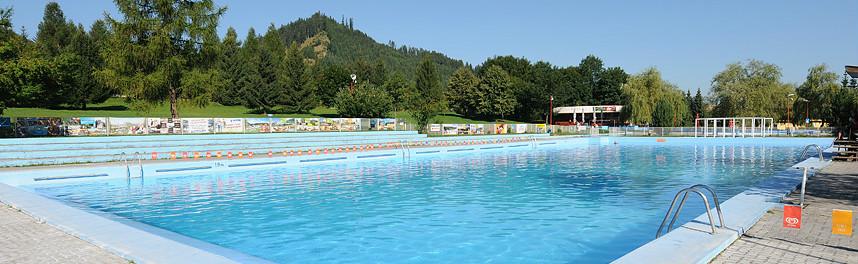 Letné termálne kúpalisko TERMAL raj (zdroj: sorea.sk)