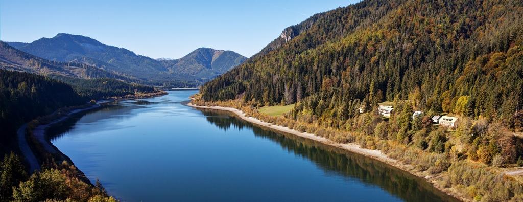 Vodná nádrž Čierny Váh (zdroj: mikulas.sk)
