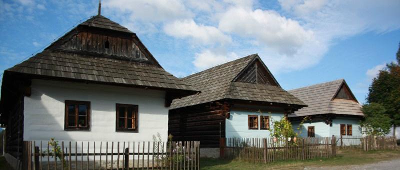 Múzeum liptovskej dediny Pribylina (zdroj: liptovskemuzeum.sk)