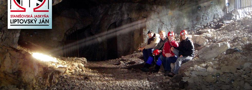 Stanišovská jaskyňa (zdroj: stanisovska.sk)