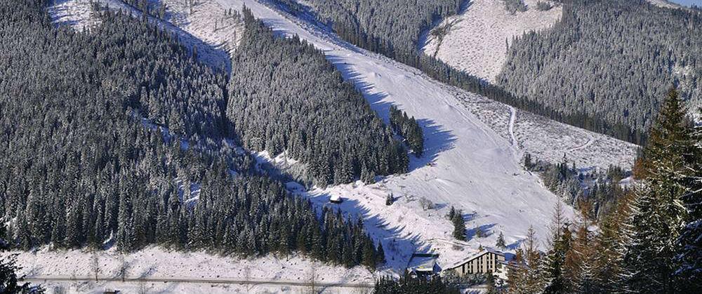 Ski centrum Bačova Roveň (zdroj: spoznajliptov.sk)