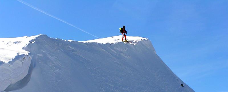 Skialpinizmus na Ďumbieri (zdroj: vetroplachmagazin.sk)